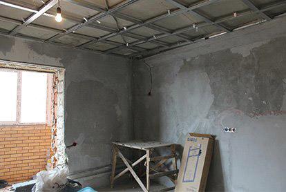 Демонтажные работы в жилой комнате 19 кв.м. под ключ
