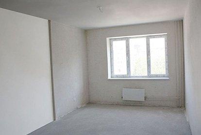 Стандартные демонтажные работы в комнате 18 кв.м.