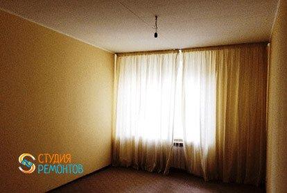 Дизайнерский ремонт спальни в 2-х комнатной квартире 53 кв.м.