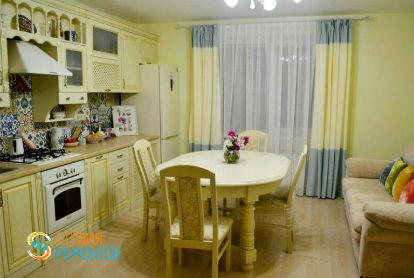 Дизайнерский ремонт кухни 12 кв.м.