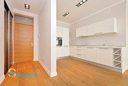 Дизайн и ремонт жилой комнаты в студии 37 кв.м., фото-1