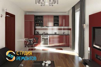 Евроремонт кухни 20 кв.м.