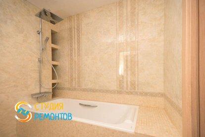 Евроремонт ванной 4 кв.м.