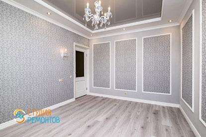 Евроремонт спальни в двухкомнатной квартире 46 метров