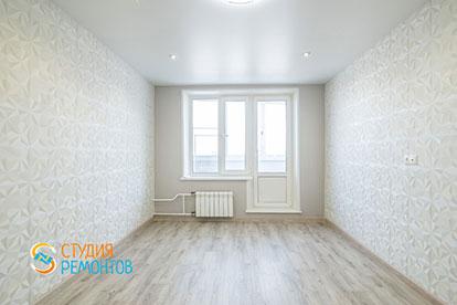 Капитальный ремонт комнаты в двушке 27 кв. м.