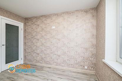 Капитальный ремонт жилой комнаты в двушке 27 кв. м., фото-2