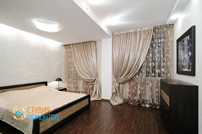Капитальный ремонт спальни 16 кв.м.