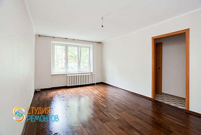 Капитальный ремонт комнаты в однокомнатной квартире 30 кв.м., фото-1