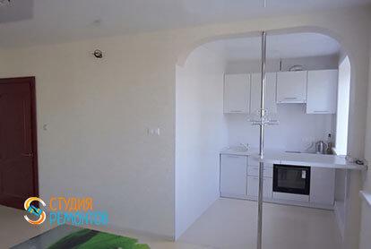 Капитальный ремонт комнаты и кухни в трехкомнатной квартире 54 кв.м., фото-1