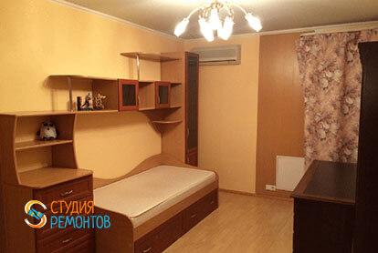 Капремонт детской спальни в 3-х комнатной квартире 57 кв.м.