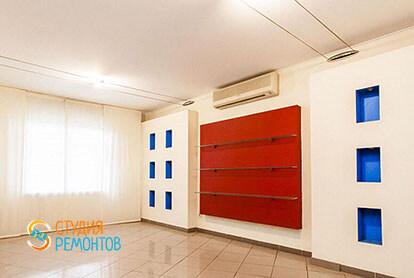 Ремонт в кухни-столовой в трехкомнатной квартире 63 м2, фото-2