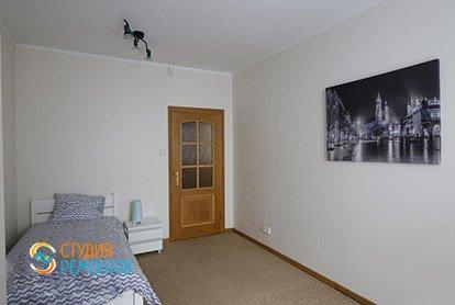 Ремонт жилой комнаты в 4-х комнатной квартире 84 кв.м.