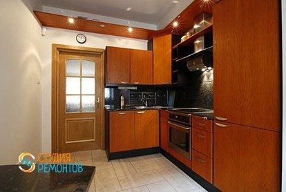 Ремонт кухни в 4-х комнатной квартире 84 кв.м.