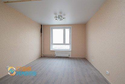 Капитальный ремонт комнаты в студии 26 кв.м., фото-1