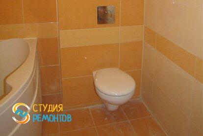 Капитальный ремонт санузла 6,5 кв.м. фото-2