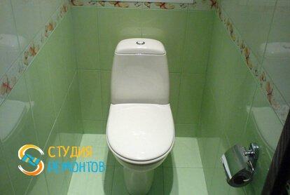 Капитальный ремонт туалета 3,5 кв.м.