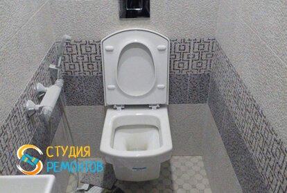 Капитальный ремонт туалета 3 м2