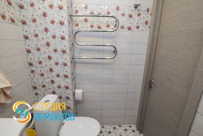 Капитальный ремонт туалета 4 кв.м.