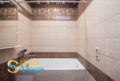 Капитальный ремонт ванной 3,8 кв.м.
