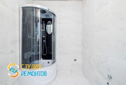 Капитальный ремонт ванной 3 кв.м.