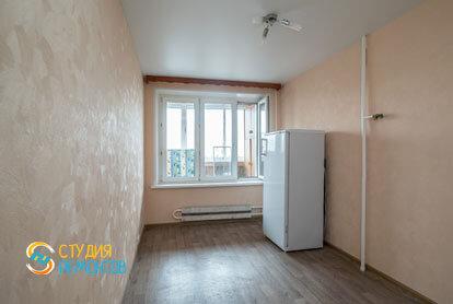 Косметический ремонт кухни в однокомнатной квартире 37,5 кв.м.