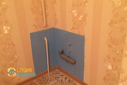 Косметический ремонт кухни в двухкомнатной квартире 55,1 кв.м. фото-2
