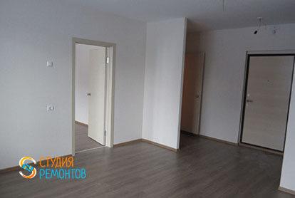 Ремонт кухни-комнаты в трехкомнатной квартире 54 кв.м., фото-2