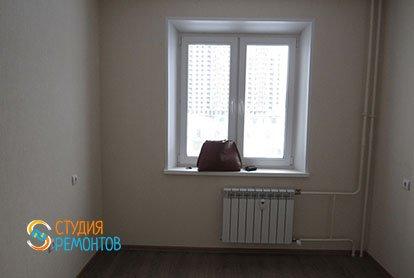 Ремонт спальни в трехкомнатной квартире 54 кв.м.