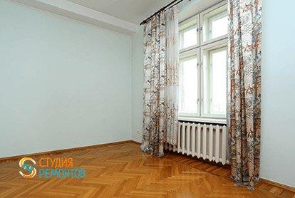 Косметический ремонт гостиной в 4-х комнатной квартире 80 кв.м.