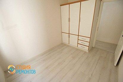 Ремонт комнаты в четырехкомнатной квартире 81 кв.м.