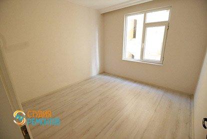 Ремонт спальни в четырехкомнатной квартире 81 кв.м.