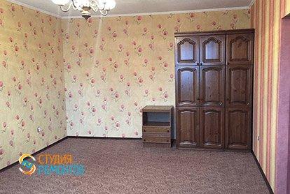 Косметический ремонт спальни в пятикомнатной квартире 94 кв.м.