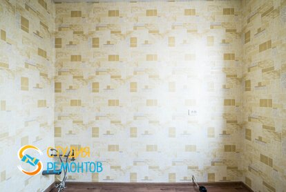Косметический ремонт кухни 6,5 кв.м.