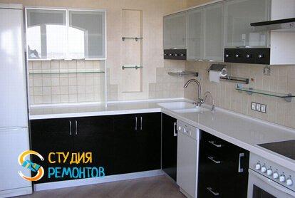 Косметический ремонт кухни 8 м2