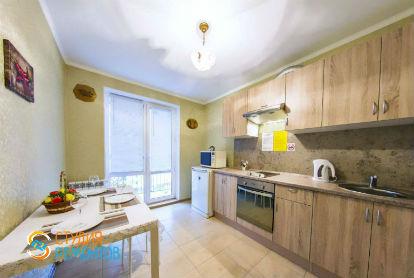 Косметический ремонт кухни в однокомнатной новостройке 49 кв.м.
