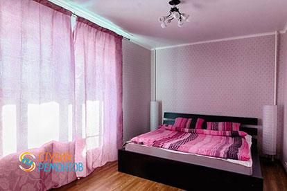 Косметический ремонт спальни 12 кв.м.