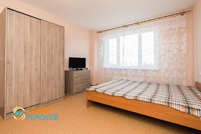 Косметический ремонт спальни 14 кв.м.