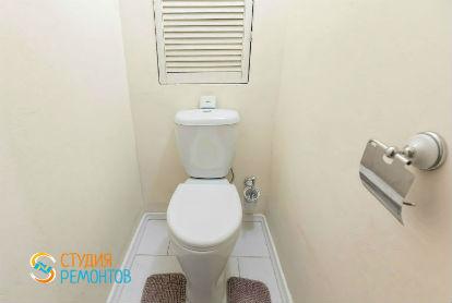 Косметический ремонт туалета 2 кв.м.