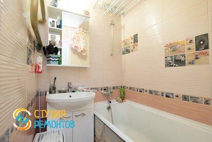 Косметический ремонт ванной 6 кв.м. фото-1