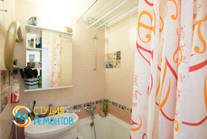 Косметический ремонт ванной 6 кв.м. фото-2