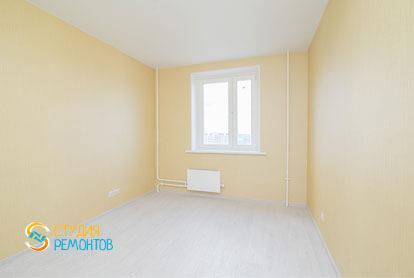 Косметический ремонт кухни в однокомнатной  квартире 37 кв.м. фото-1