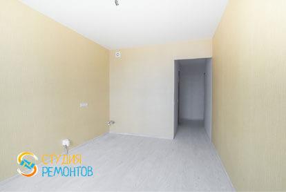 Косметический ремонт кухни в однокомнатной  квартире 37 кв.м. фото-2