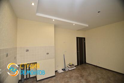 Капитальный ремонт кухни в 2-х комнатной квартире 60,8 кв.м. фото-1