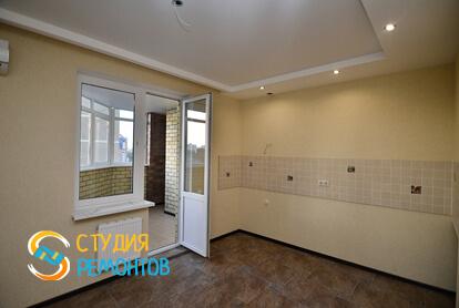 Капитальный ремонт кухни в 2-х комнатной квартире 60,8 кв.м. фото-2