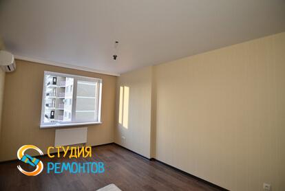 Капитальный ремонт спальни в 2-х комнатной квартире 60,8 кв.м. фото-2