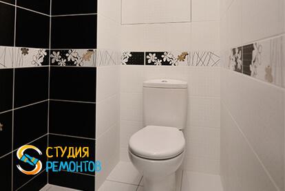 Капитальный ремонт ванной в 2-х комнатной квартире 60,8 кв.м.