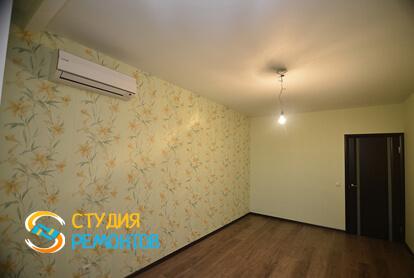 Капитальный ремонт жилой комнаты в 2-х комнатной квартире 60,8 кв.м. фото-2