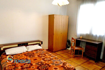 Капитальный ремонт комнаты в 4-х комнатной квартире 61 кв.м.