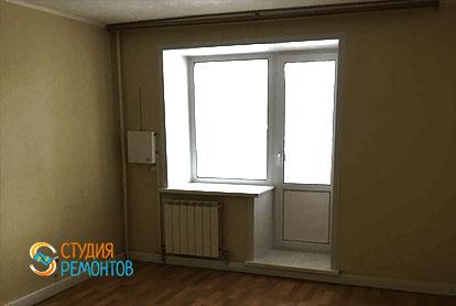 Капремонт гостиной в 4-х комнатной квартире 87 м2