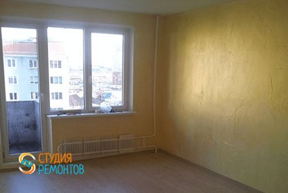 Капремонт спальни в 4-х комнатной квартире 87 м2